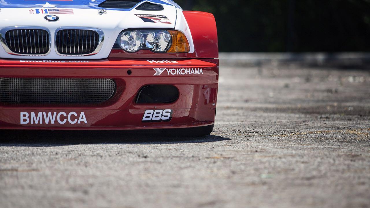 BMW M3 GTR... Un V8 pour la E46 ! 15