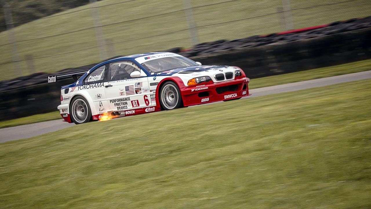BMW M3 GTR... Un V8 pour la E46 ! 14
