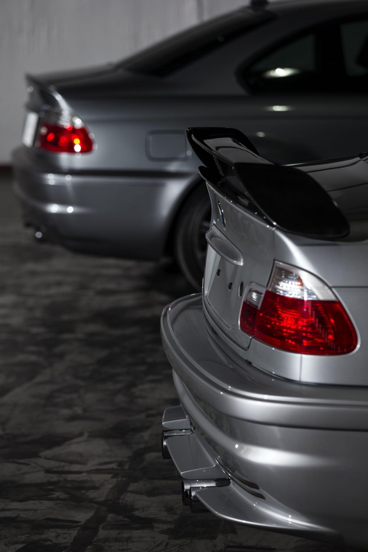 BMW M3 GTR... Un V8 pour la E46 ! 9