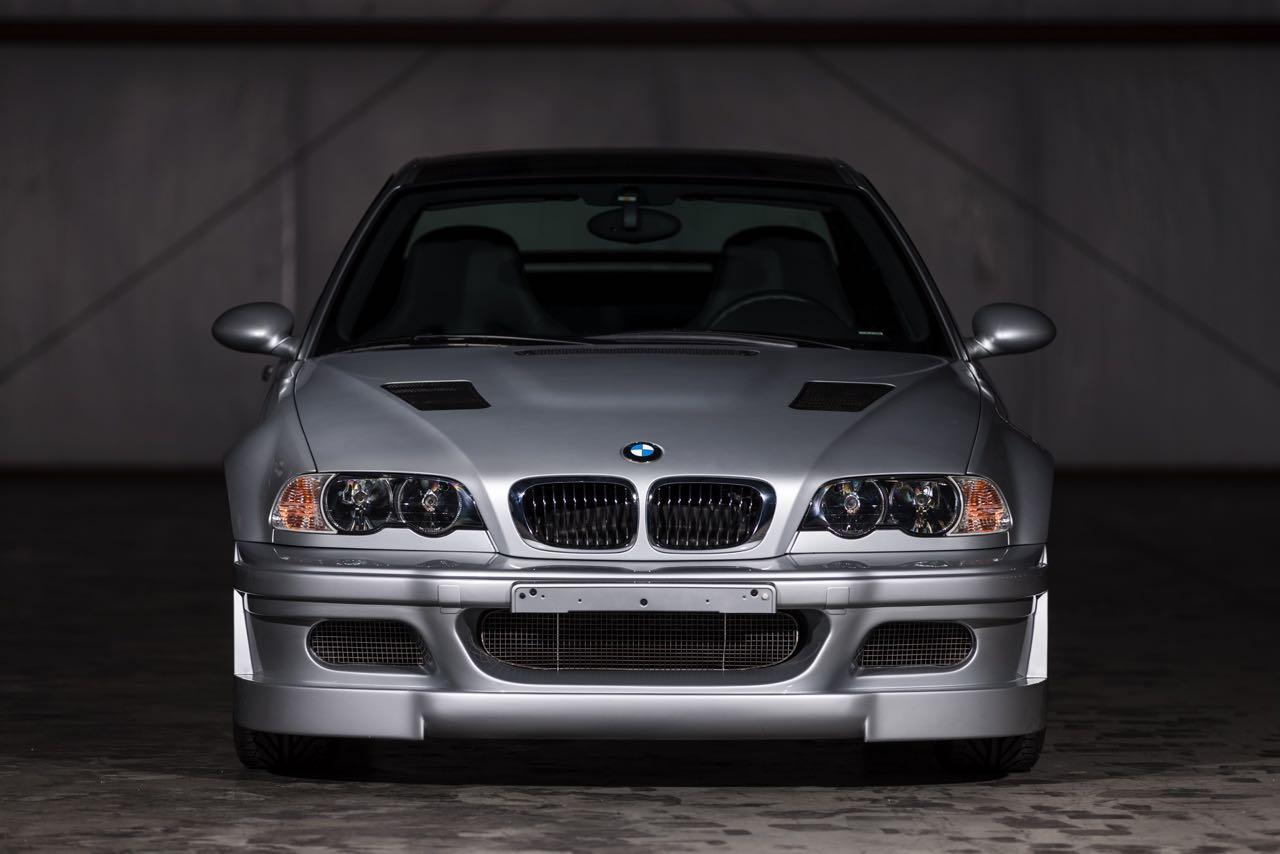 BMW M3 GTR... Un V8 pour la E46 ! 8