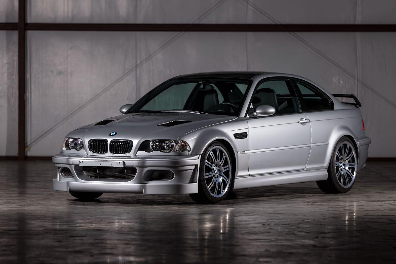 BMW M3 GTR... Un V8 pour la E46 ! 2