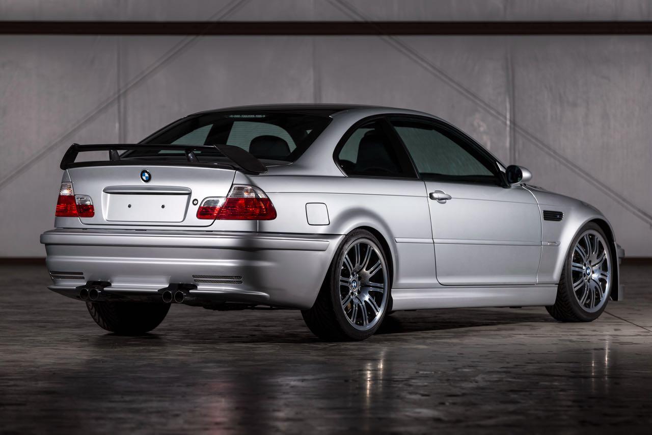 BMW M3 GTR... Un V8 pour la E46 ! 3