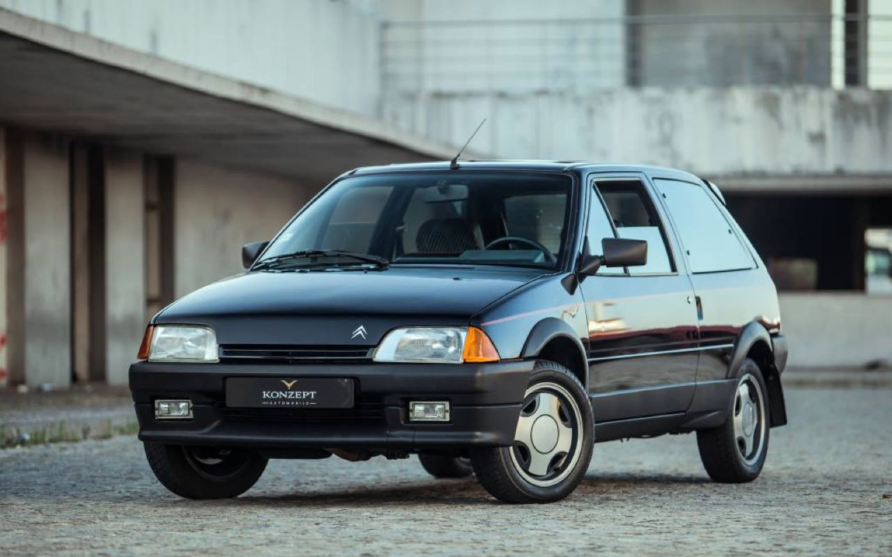 Citroen AX GT, AX Sport et AX GTi : Simple... Basique ! 16
