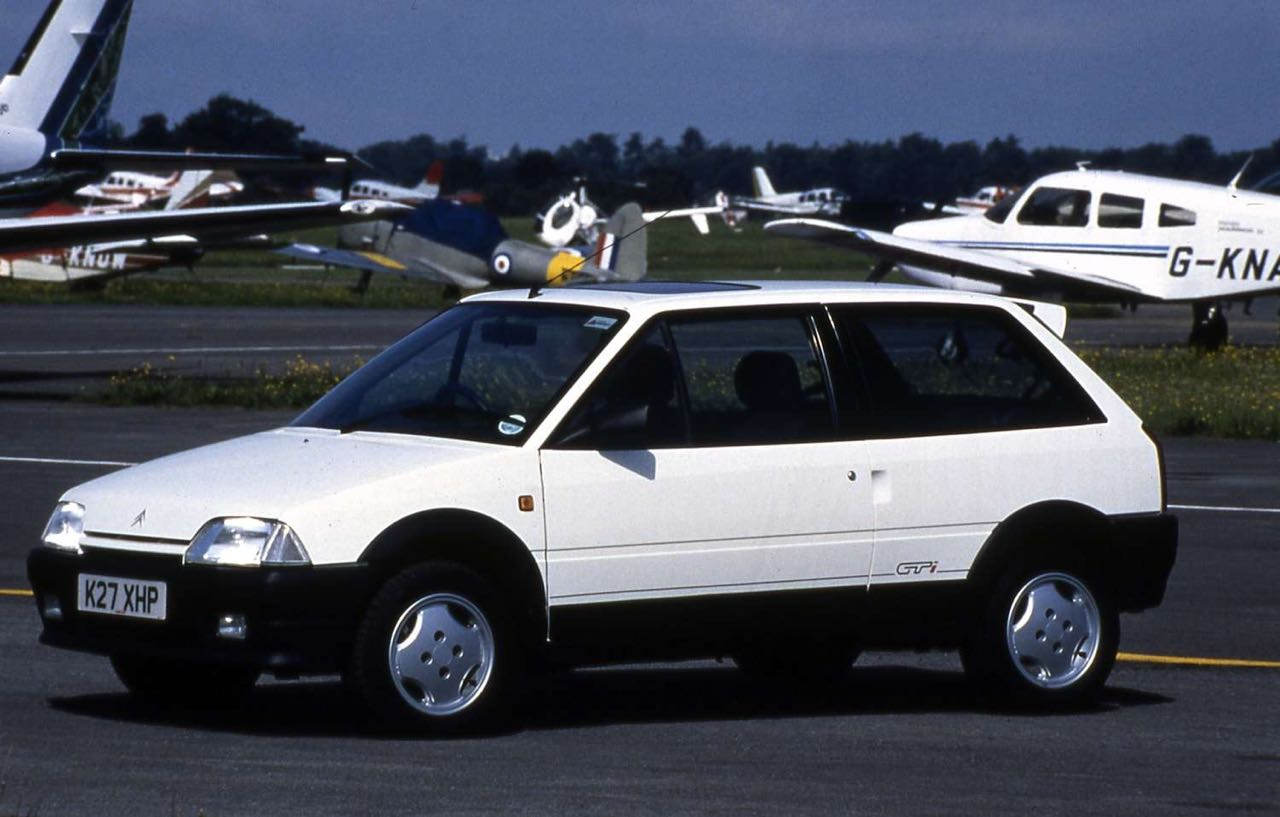 Citroen AX GT, AX Sport et AX GTi : Simple... Basique ! 23