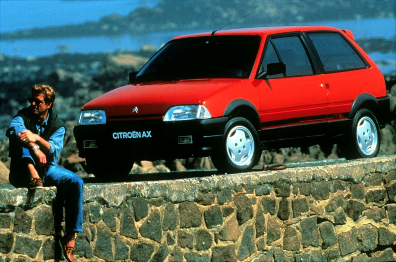 Citroen AX GT, AX Sport et AX GTi : Simple... Basique ! 24