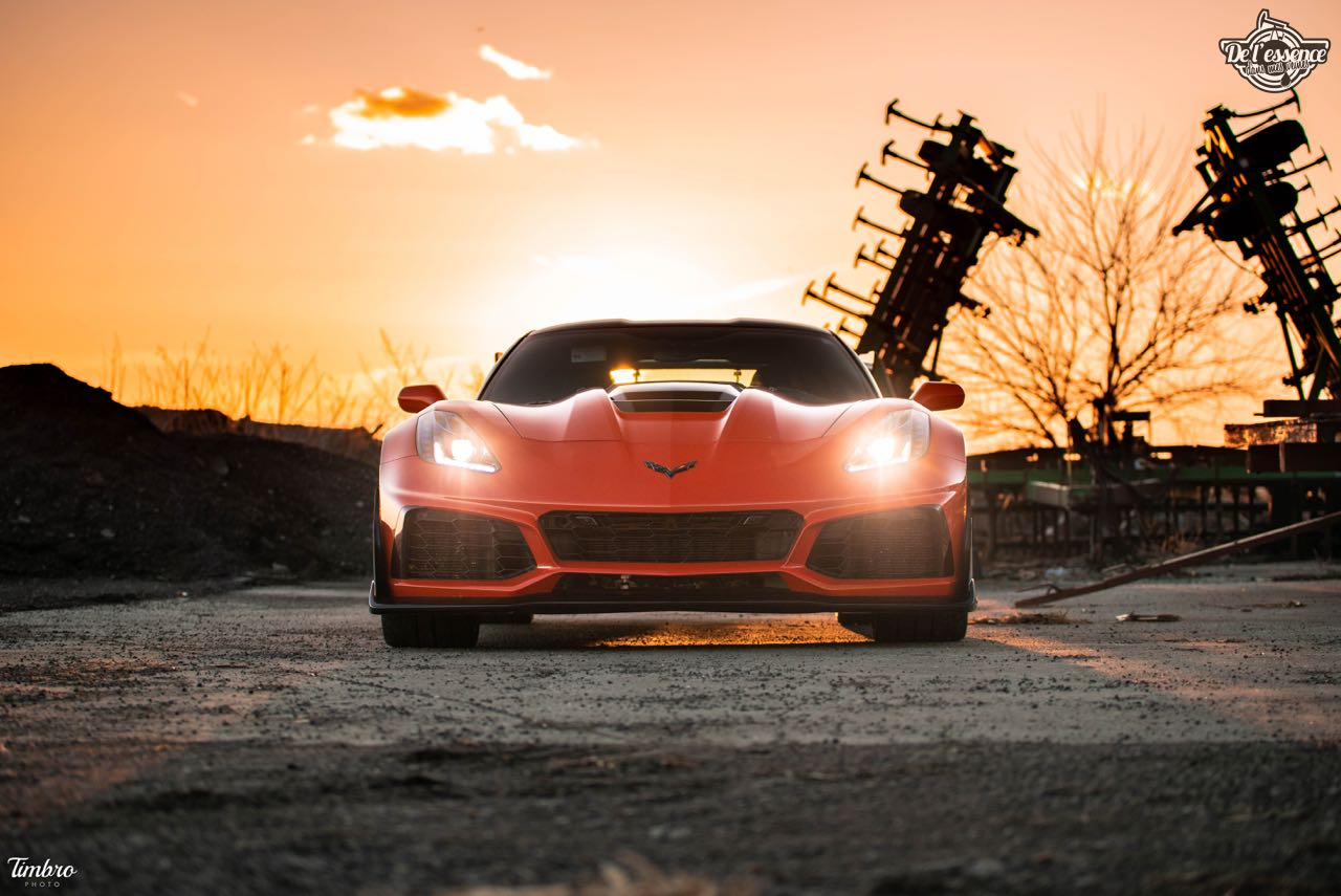 Corvette C7 ZR1... Miss America ! 1