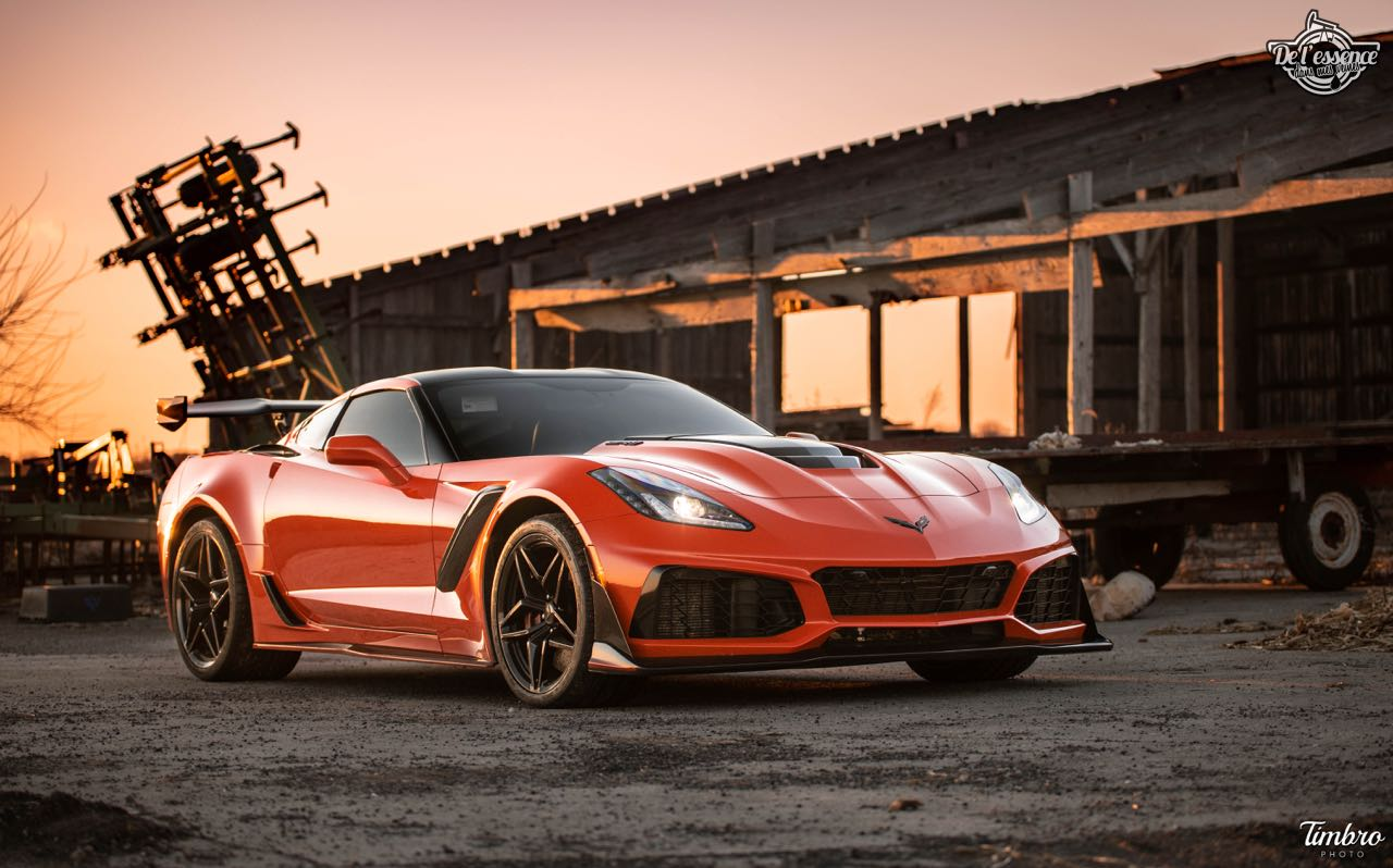 Corvette C7 ZR1... Miss America ! 3