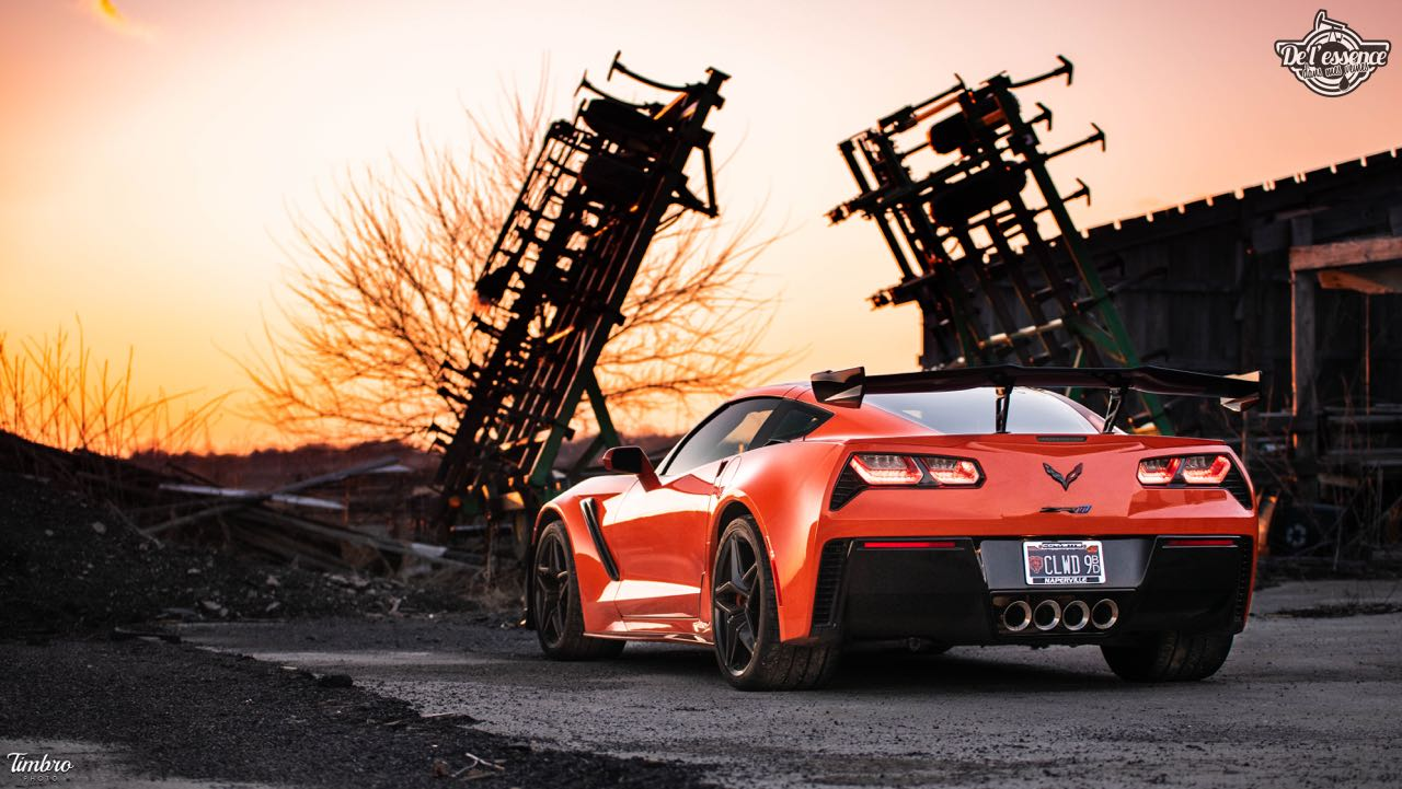 Corvette C7 ZR1... Miss America ! 6