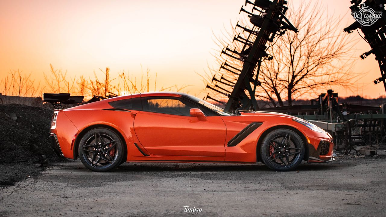 Corvette C7 ZR1... Miss America ! 7