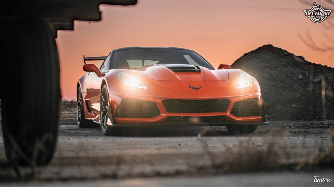 Corvette C7 ZR1... Miss America ! 8