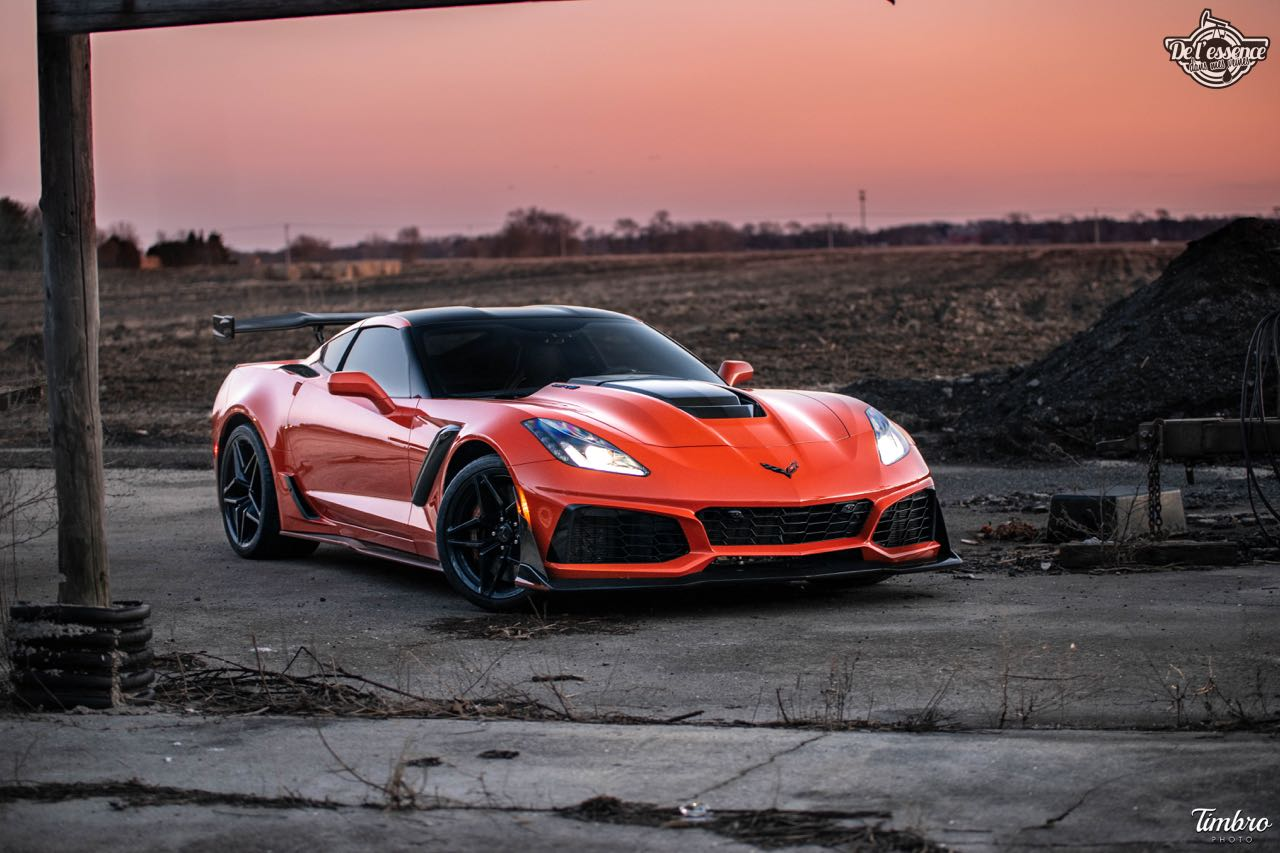 Corvette C7 ZR1... Miss America ! 19