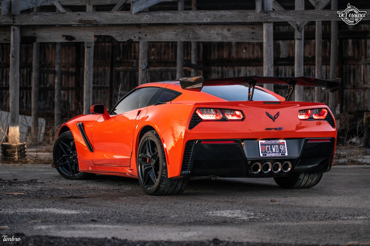 Corvette C7 ZR1... Miss America ! 10