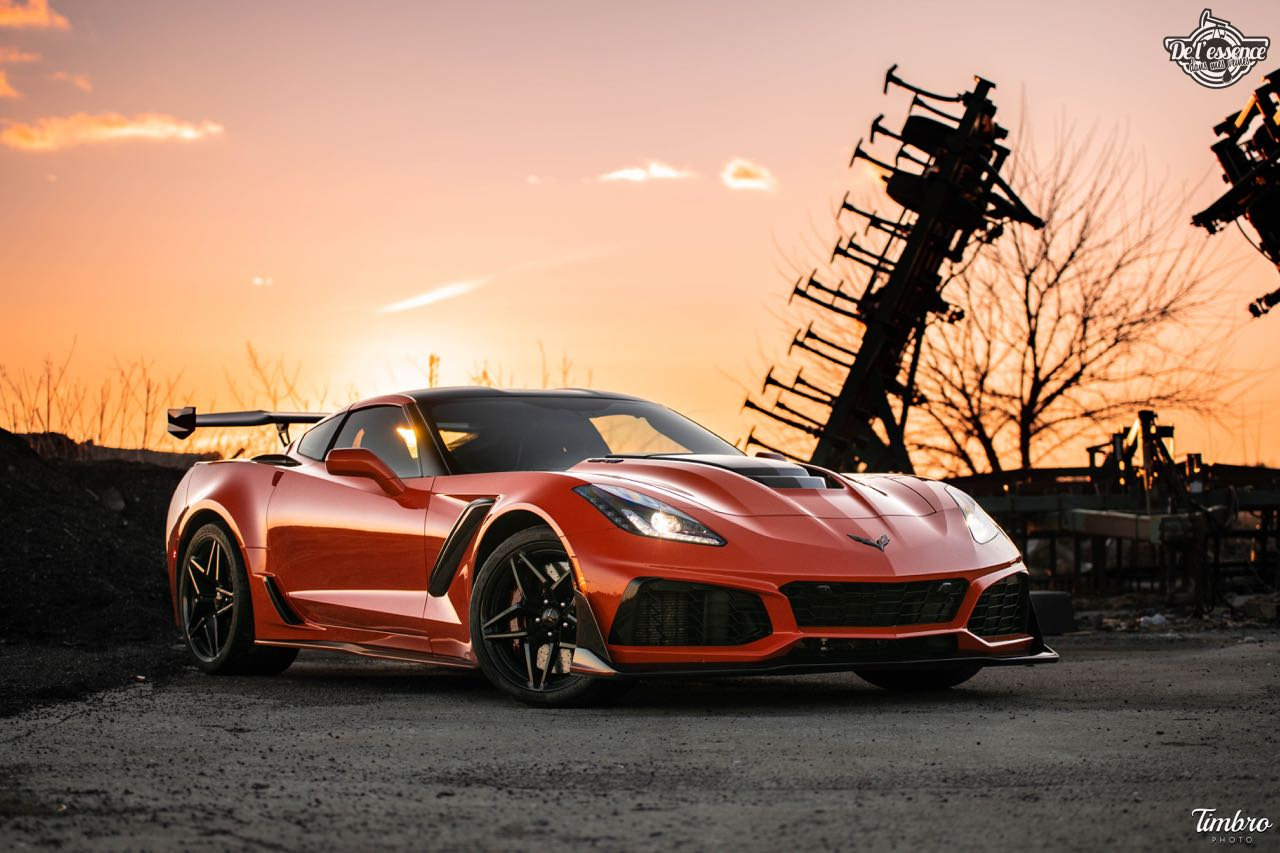 Corvette C7 ZR1... Miss America ! 12