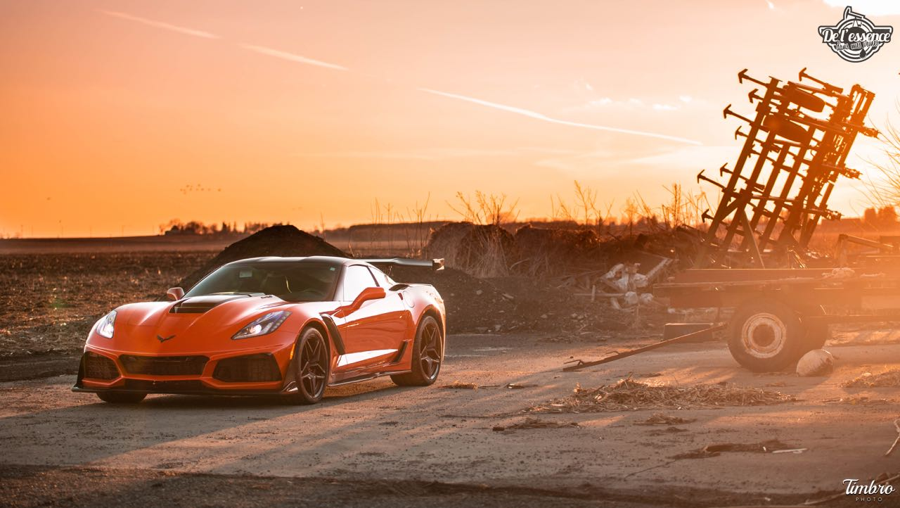 Corvette C7 ZR1... Miss America ! 17