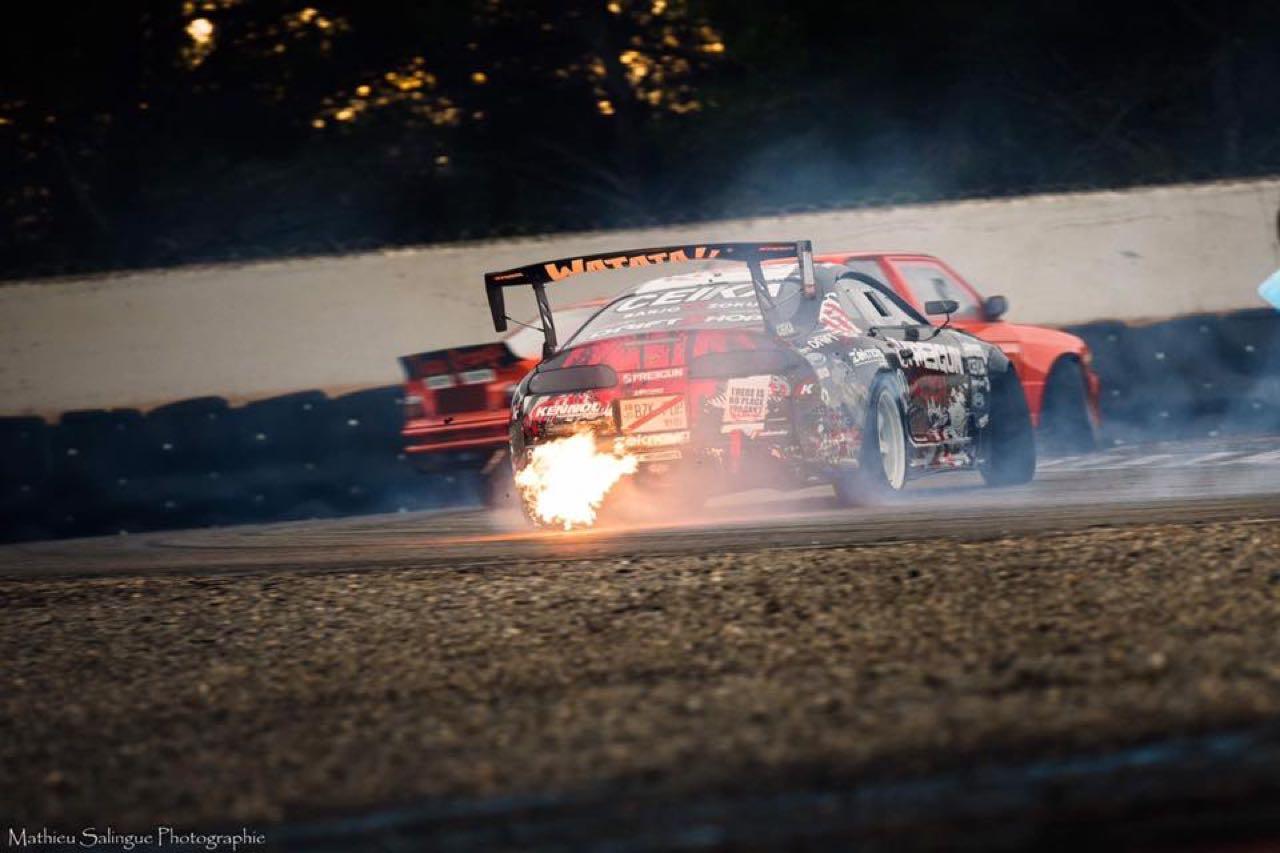 #Drifteur : Jeremy Merires... enfin, appelez le Tchouf ! 29