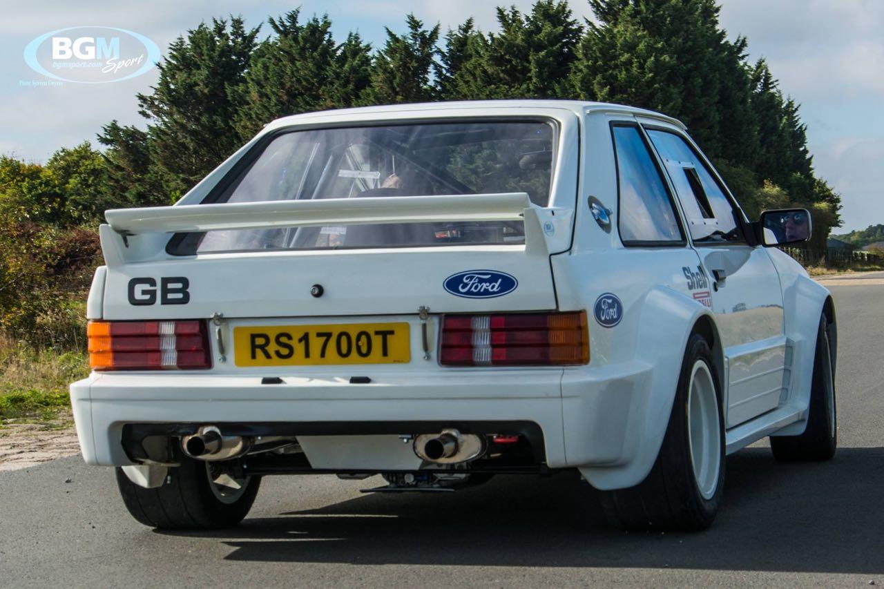 Ford Escort RS1700T... Un sacré bordel ! 2