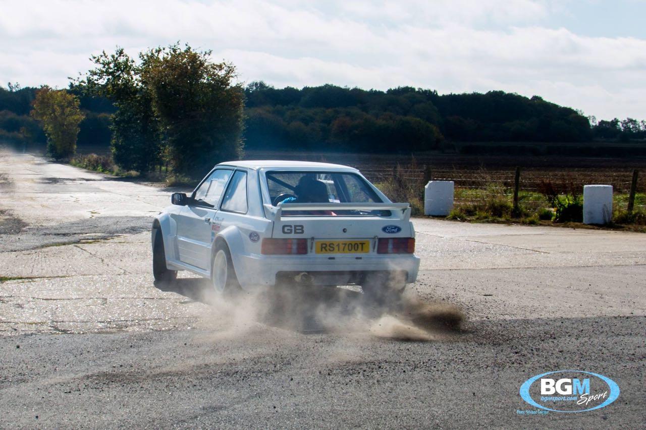 Ford Escort RS1700T... Un sacré bordel ! 12