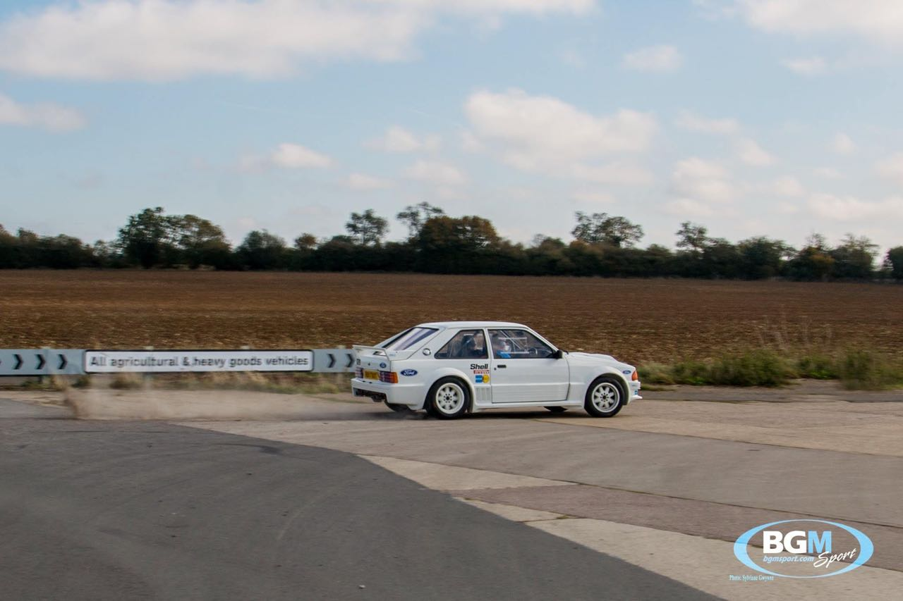 Ford Escort RS1700T... Un sacré bordel ! 13