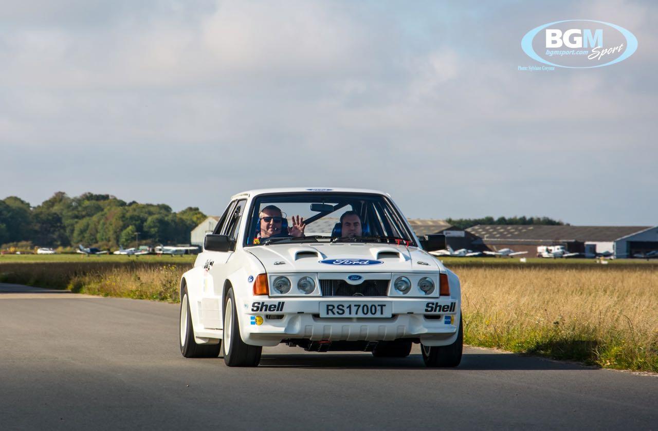 Ford Escort RS1700T... Un sacré bordel ! 7