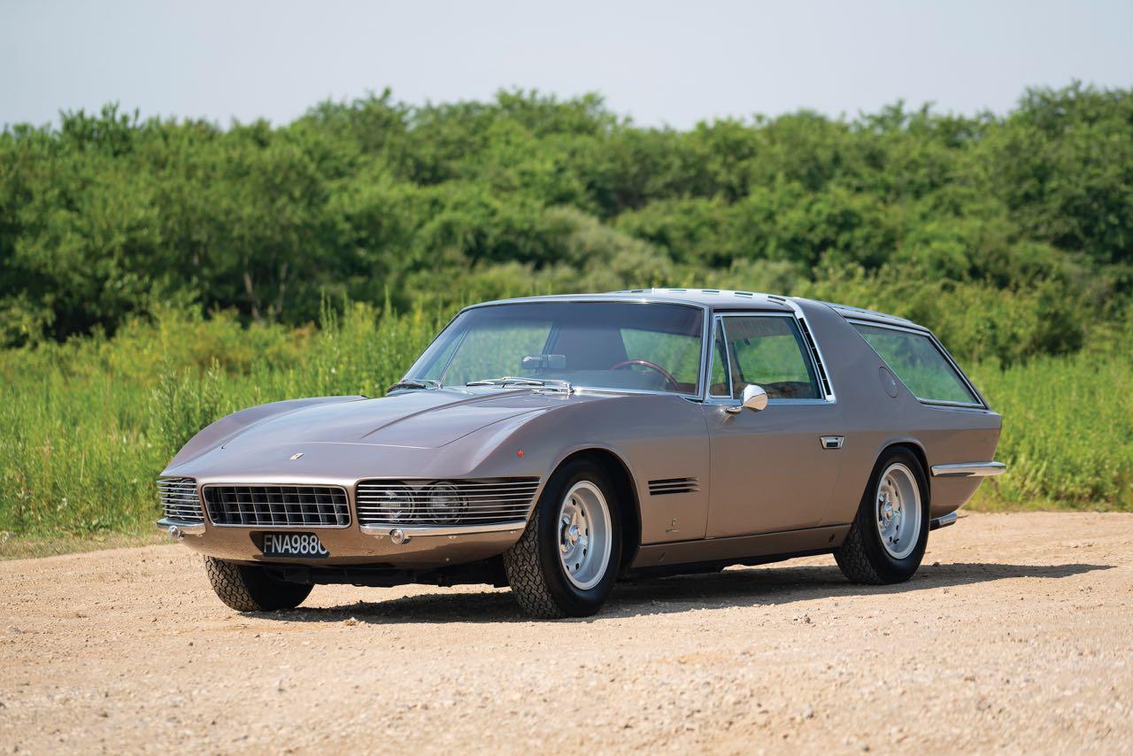 '65 Ferrari 330 GT 2+2 Shooting Brake - La dernière création de Vignale ! 15