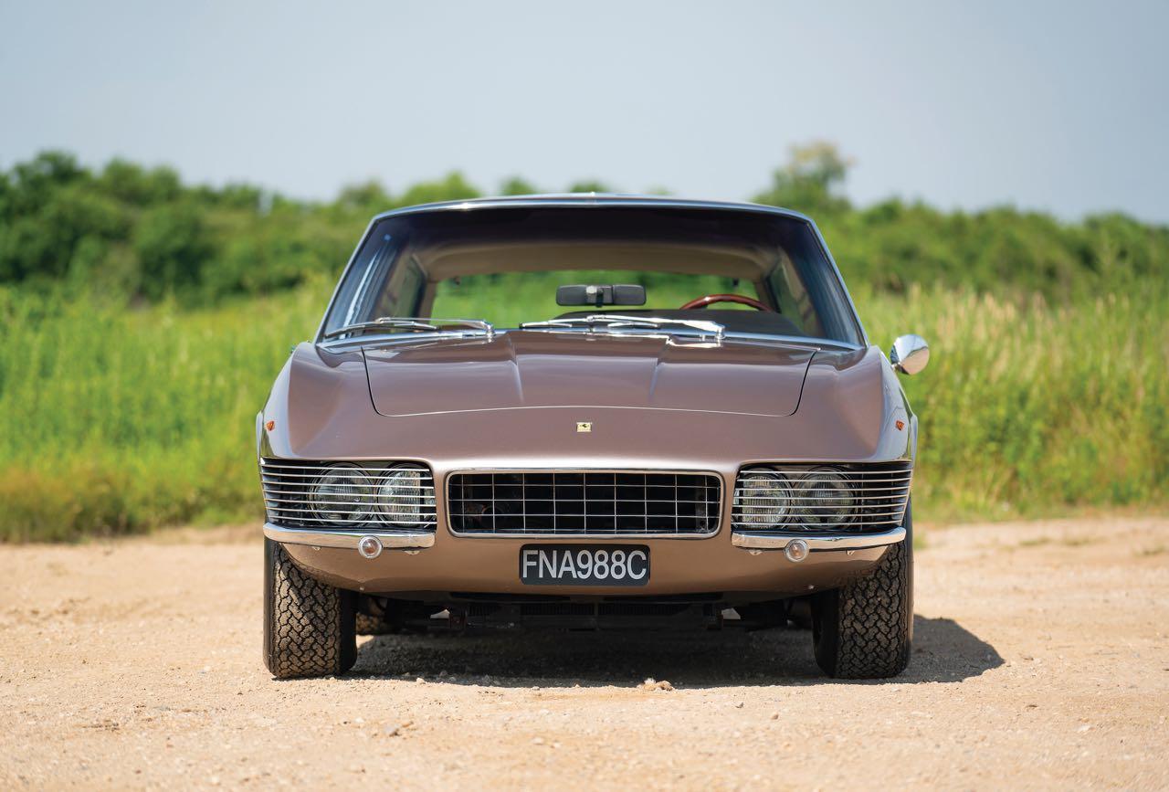 '65 Ferrari 330 GT 2+2 Shooting Brake - La dernière création de Vignale ! 2