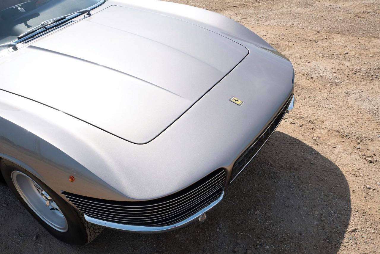 '65 Ferrari 330 GT 2+2 Shooting Brake - La dernière création de Vignale ! 10