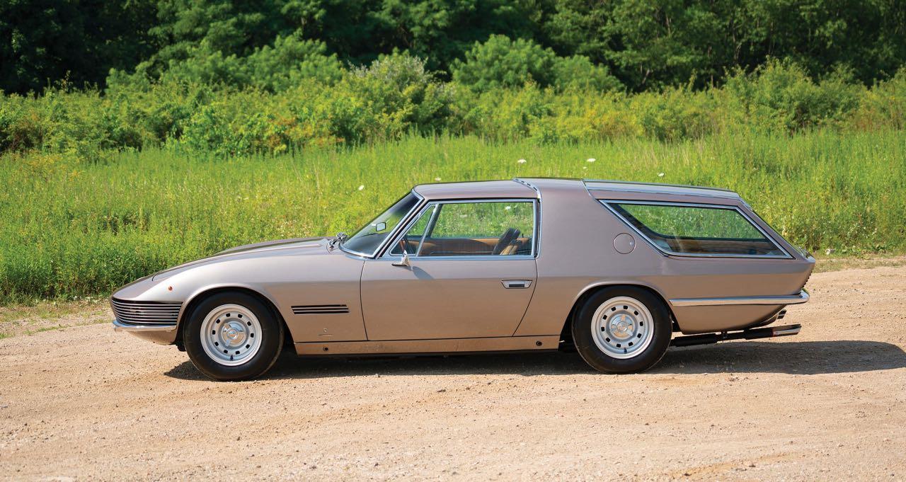 '65 Ferrari 330 GT 2+2 Shooting Brake - La dernière création de Vignale ! 4