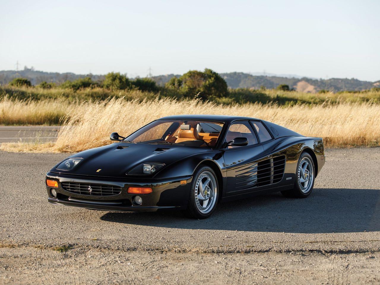 Ferrari F512M... On tourne la page ! 4