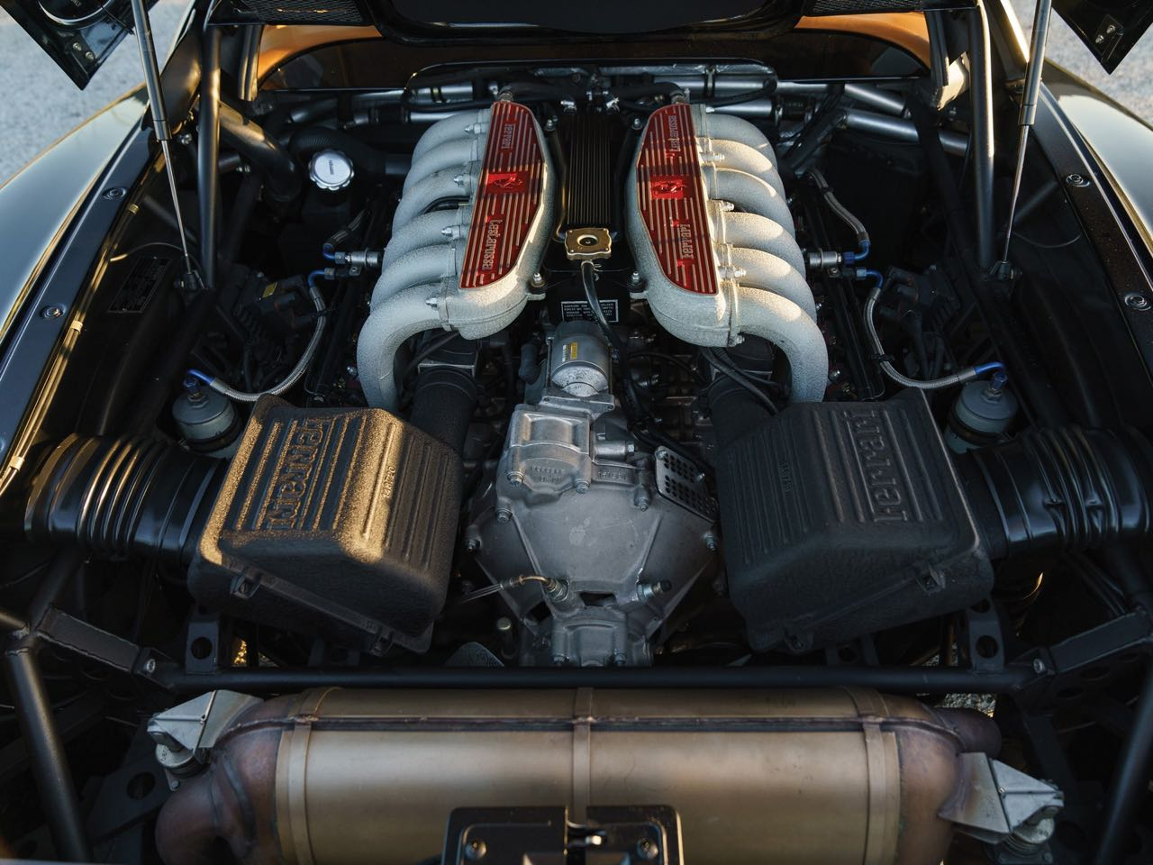 Ferrari F512M... On tourne la page ! 6