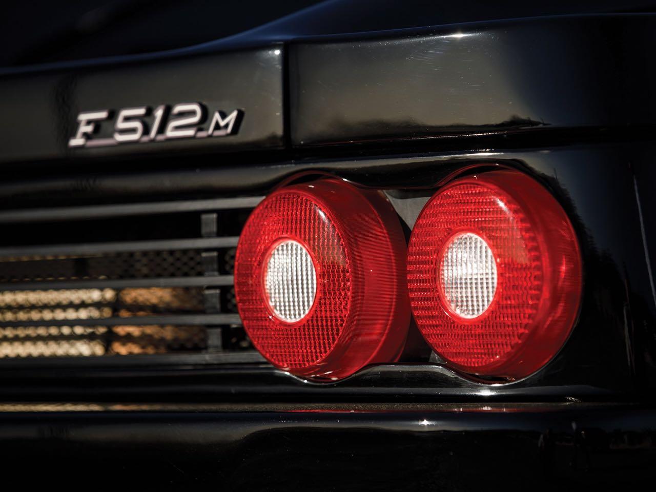 Ferrari F512M... On tourne la page ! 1
