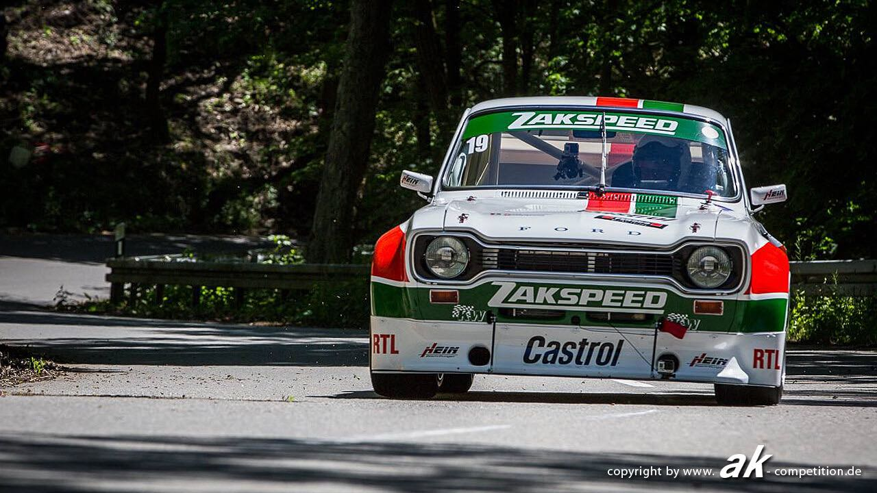 Hillclimb Monster : Ford Escort Mk1 Zakspeed & Cosworth ! Best of ?! 11
