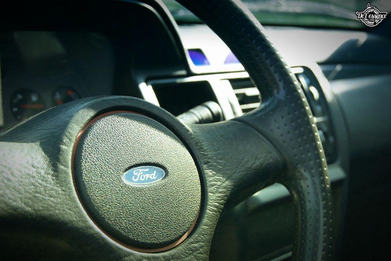 '92 Ford Escort XR3i 16v... Le cul qui glisse ! 20