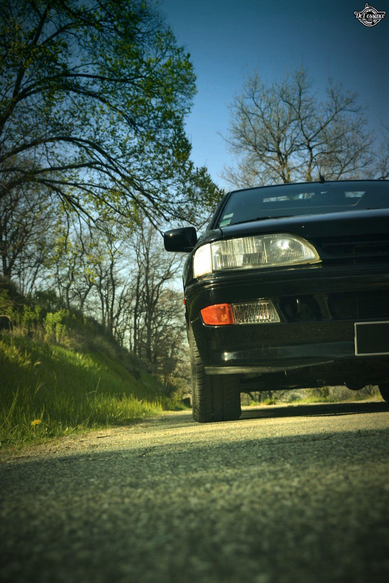 '92 Ford Escort XR3i 16v... Le cul qui glisse ! 21