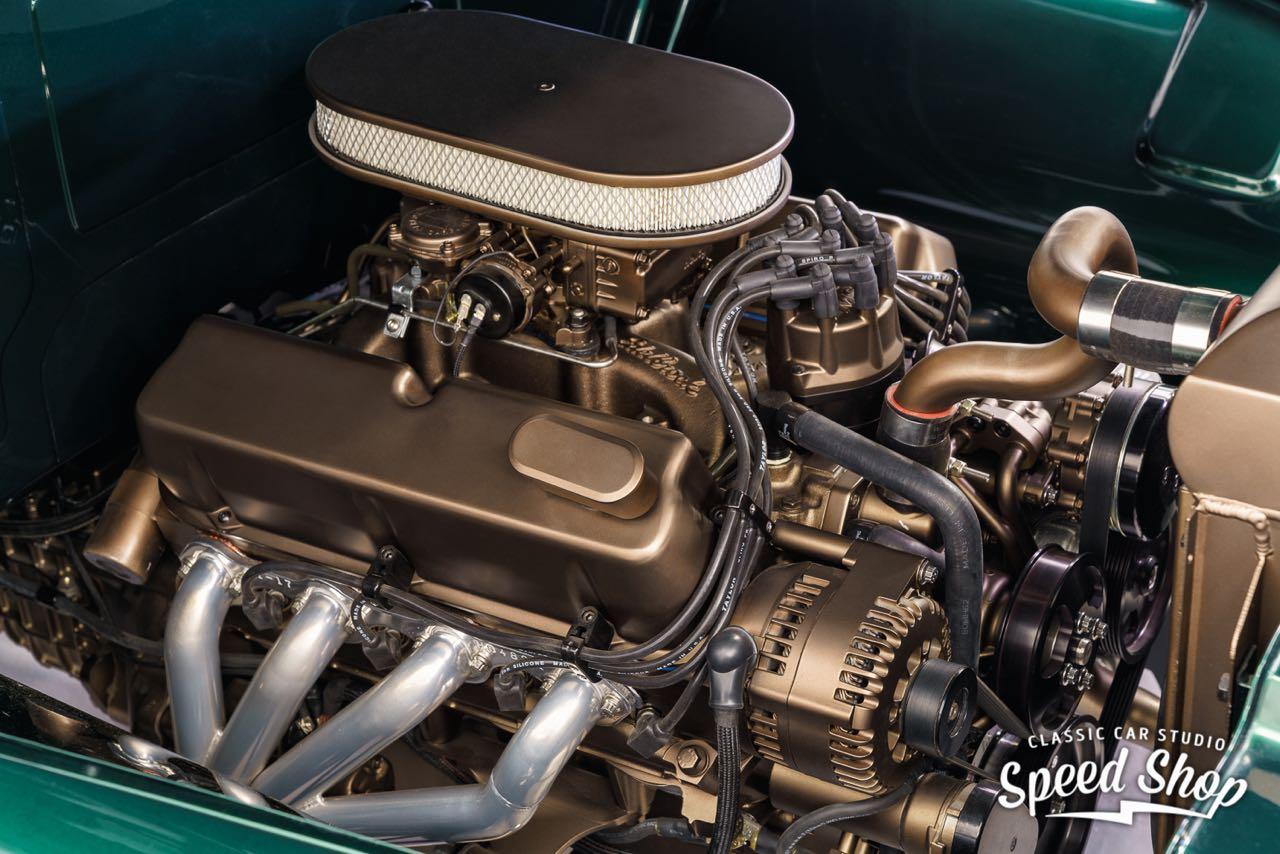 '53 Ford F100 Custom - Le fermier des villes ! 29