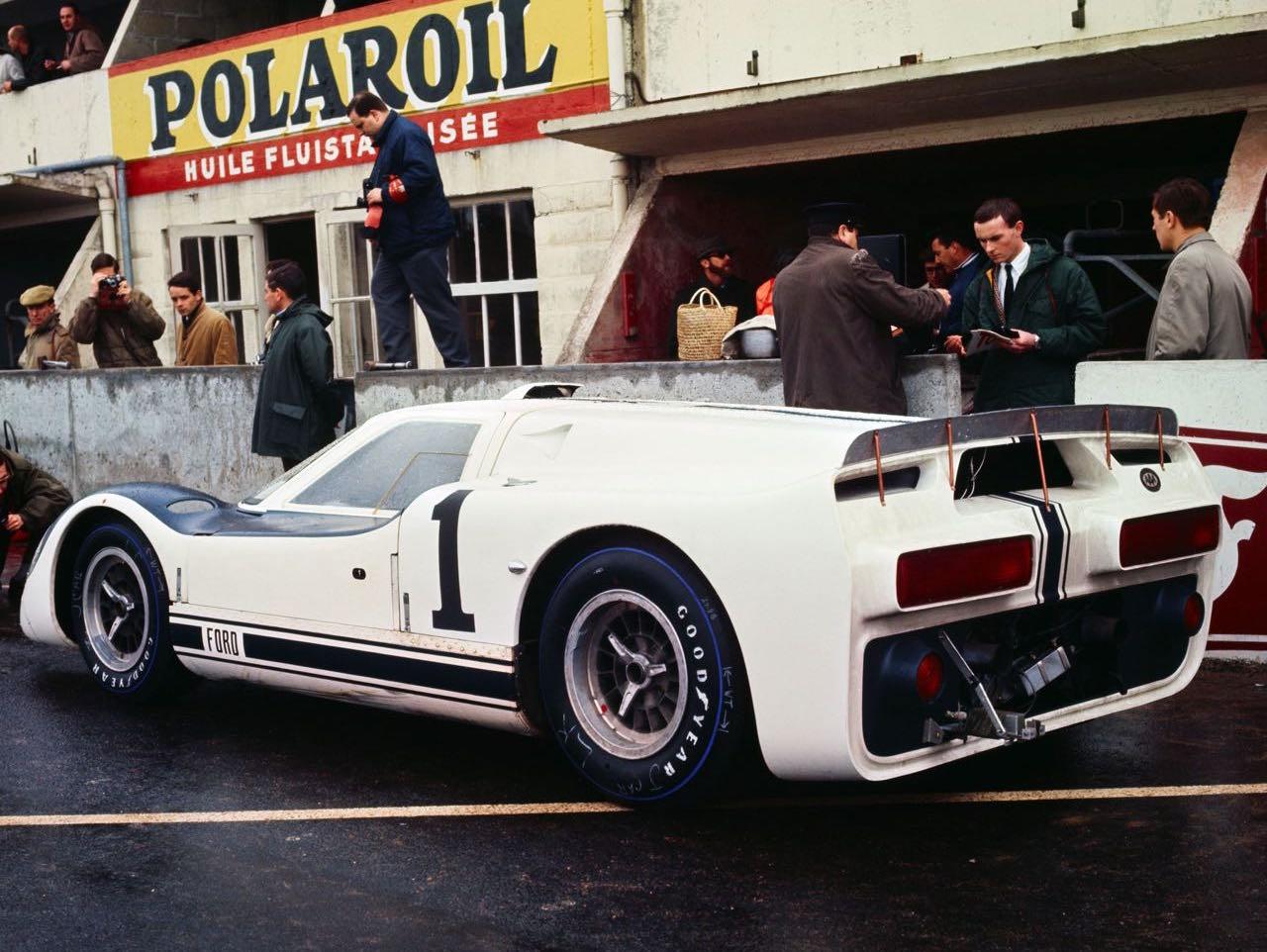 Ford GT40 J-Car : Appelez la MkIV... 4