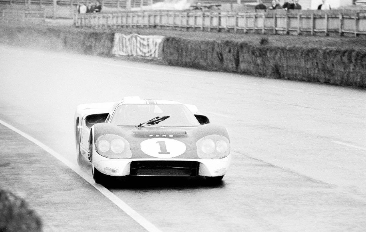 Ford GT40 J-Car : Appelez la MkIV... 5