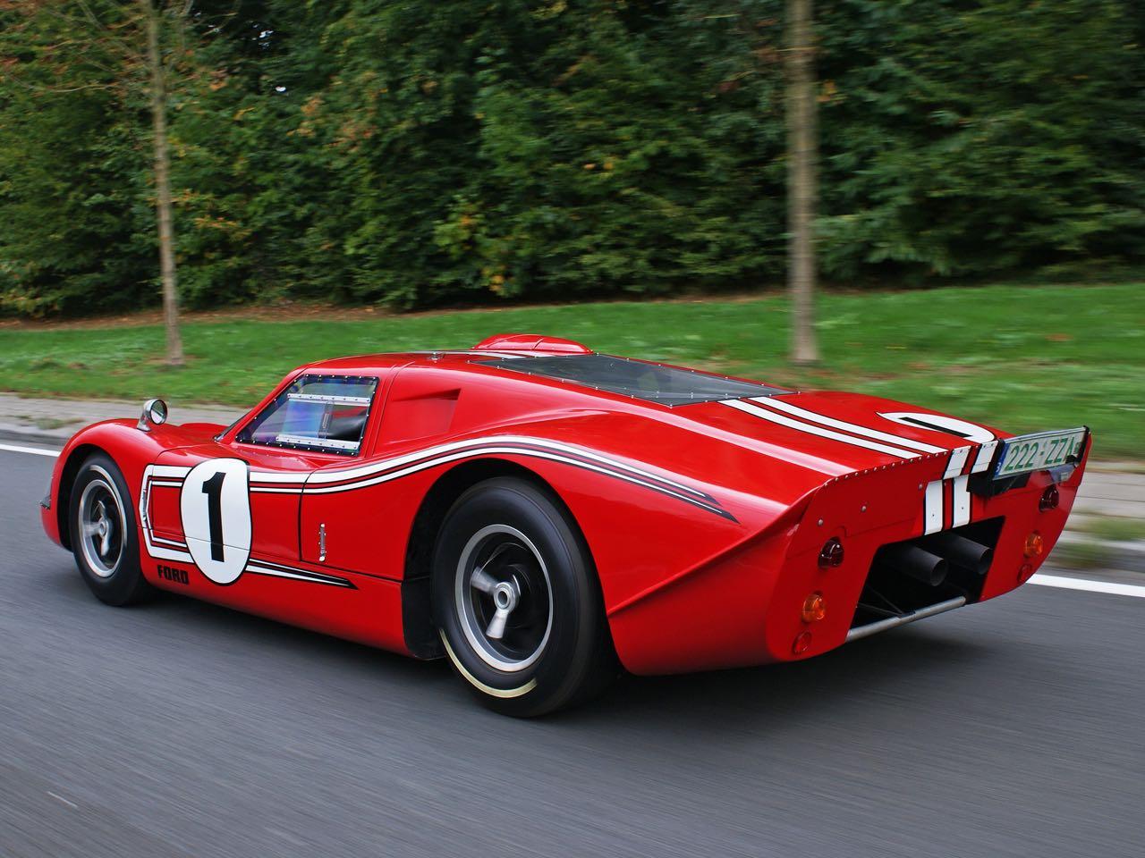 Ford GT40 J-Car : Appelez la MkIV... 15
