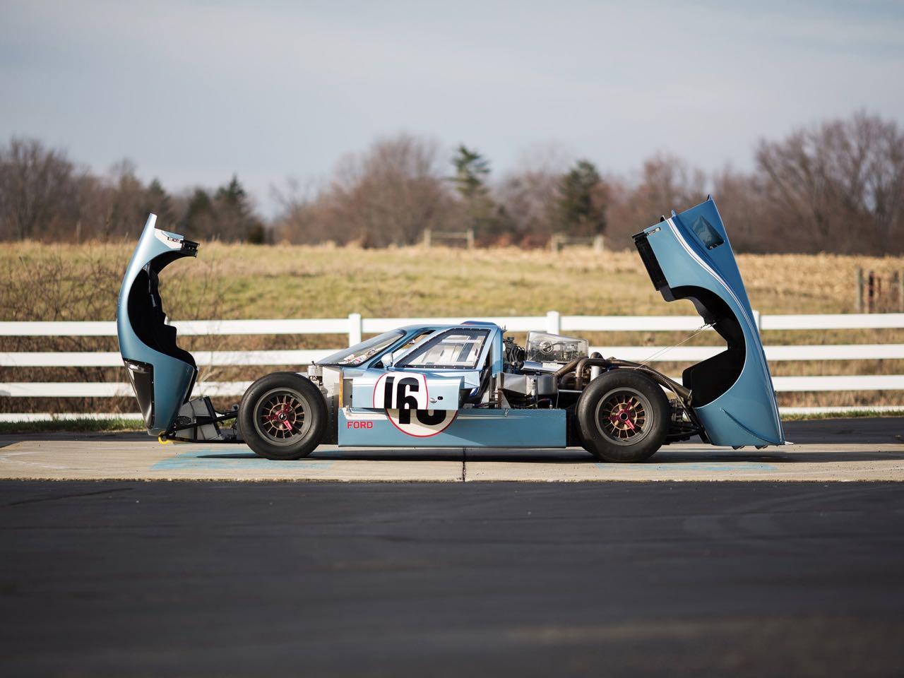 Ford GT40 J-Car : Appelez la MkIV... 17