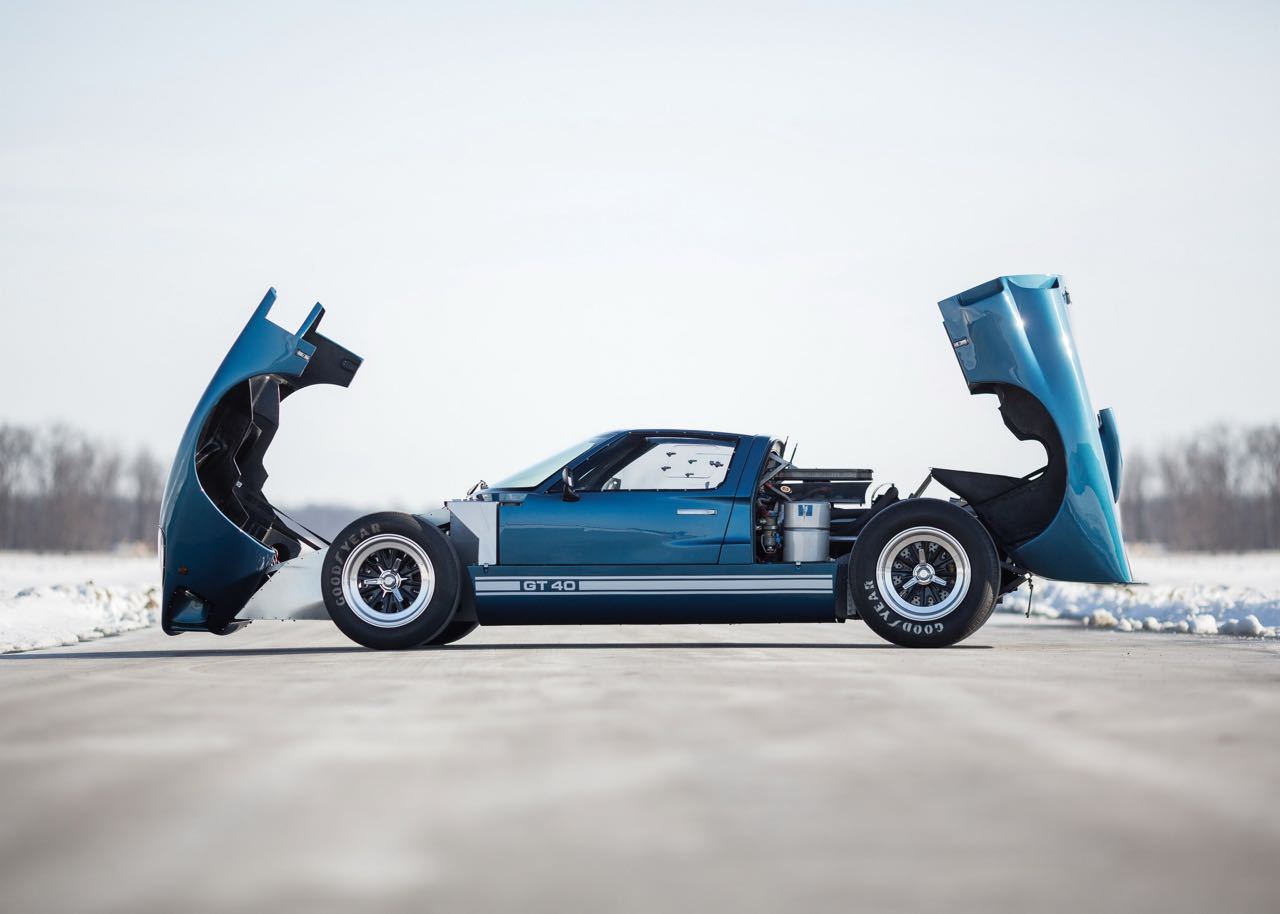 Ford GT40 MkV : La réplique officielle...! 9