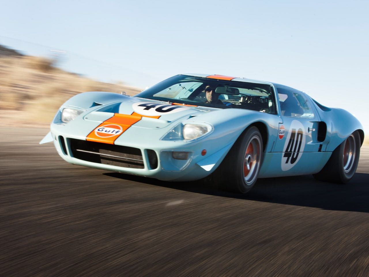 Ford GT40 MkV : La réplique officielle...! 8
