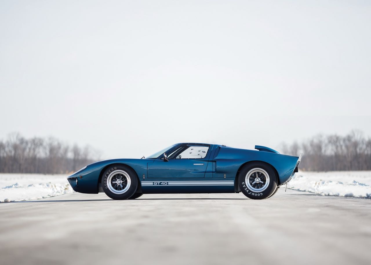 Ford GT40 MkV : La réplique officielle...! 6