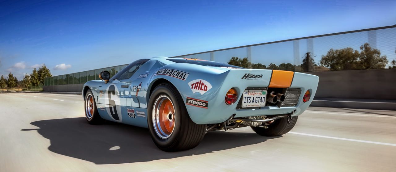 Ford GT40 MkV : La réplique officielle...! 7