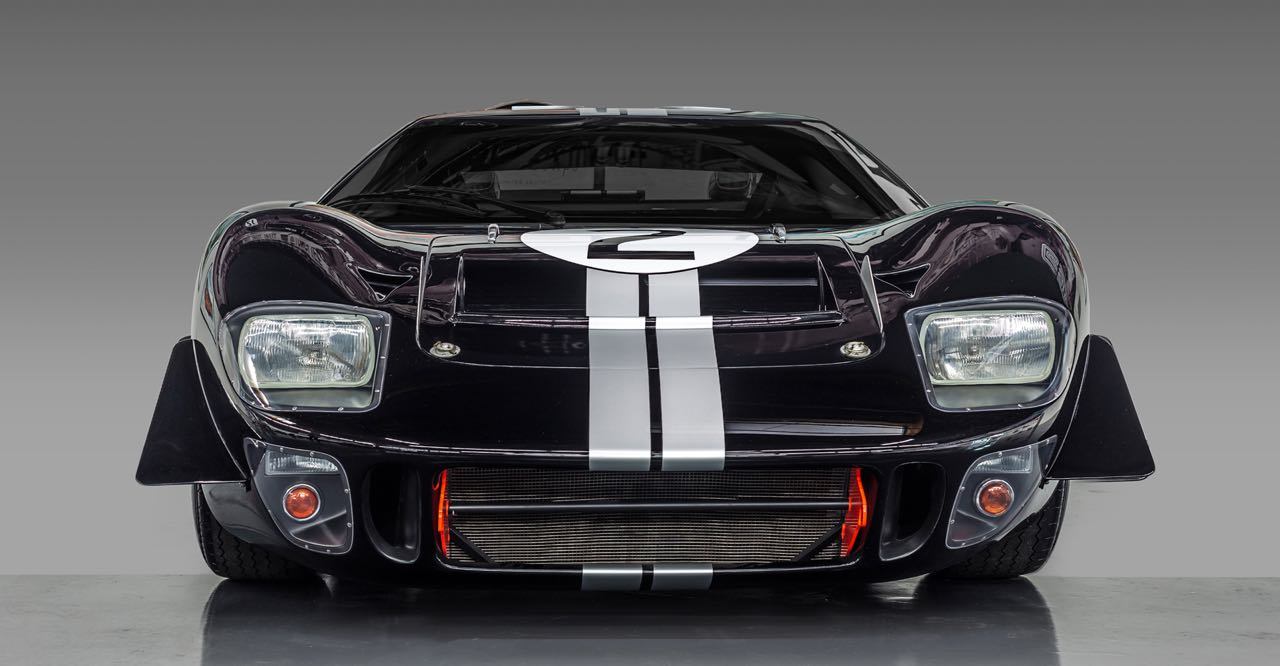 Ford GT40 MkV : La réplique officielle...! 1