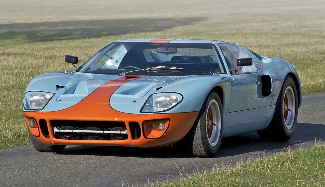 Ford GT40 MkV : La réplique officielle...! 3
