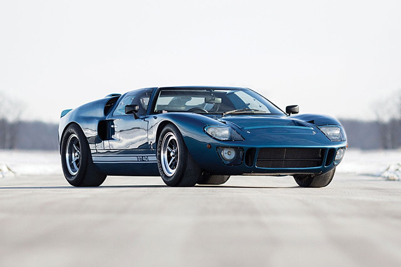 Ford GT40 MkV : La réplique officielle...! 2