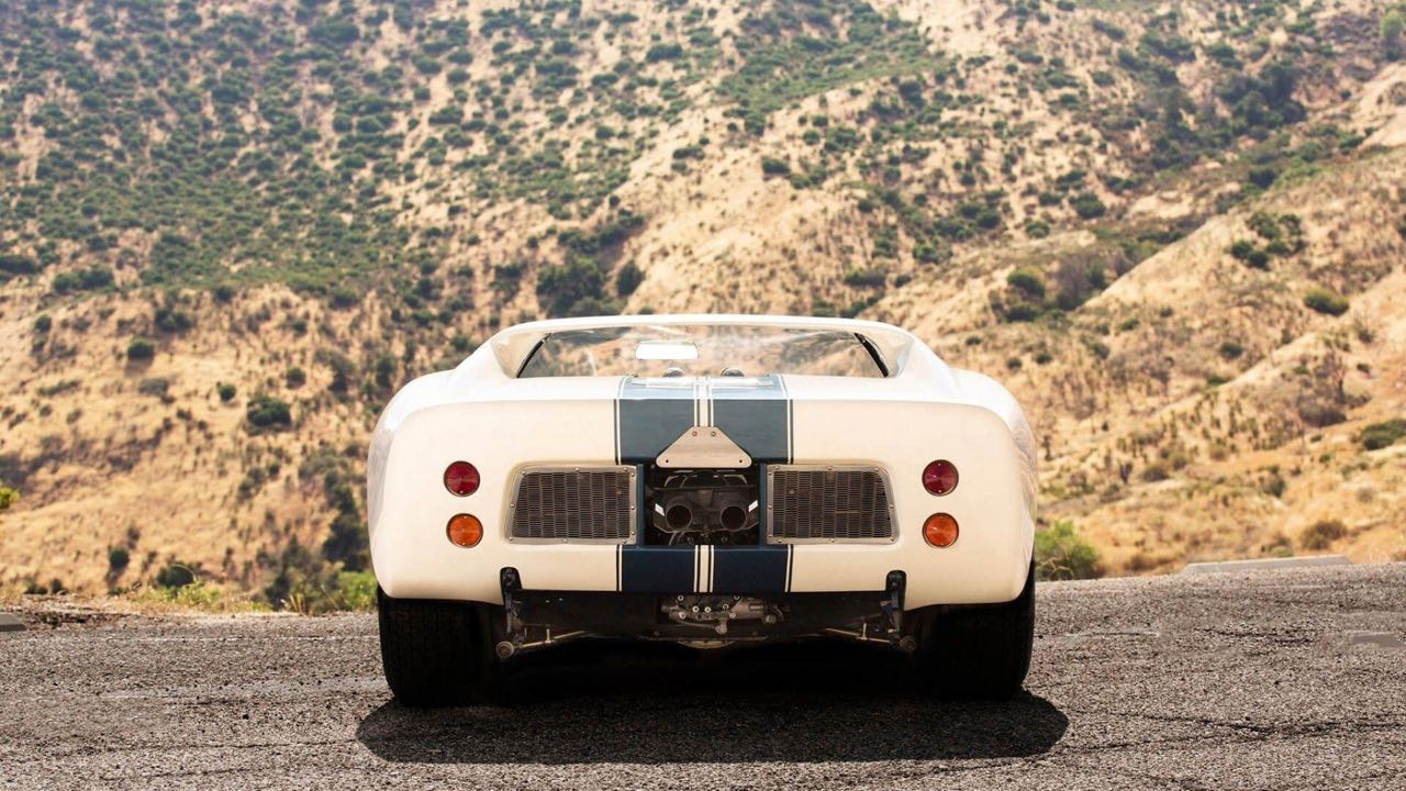 Ford GT40 Roadster... Cheveux au vent ! 6