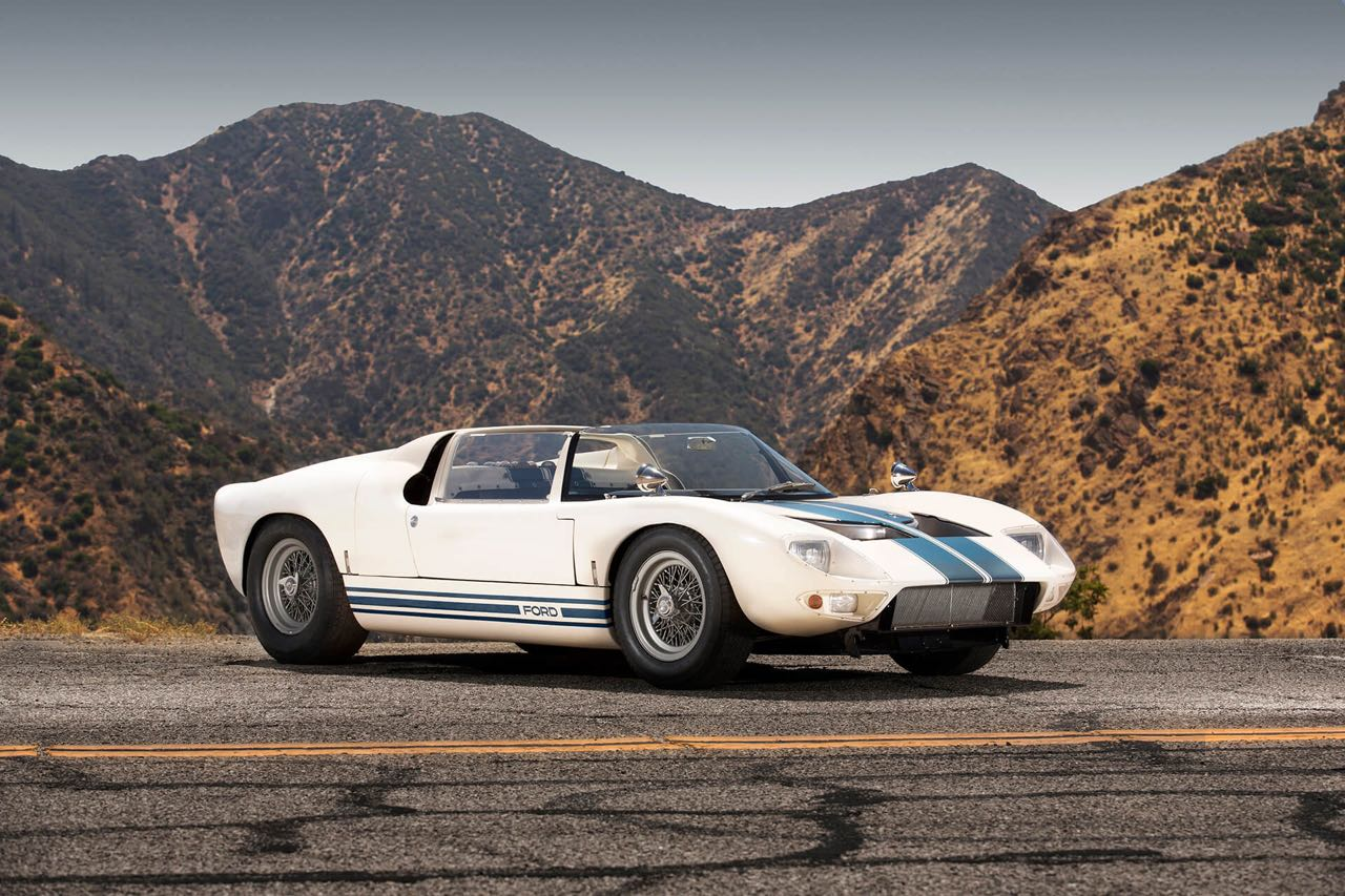 Ford GT40 Roadster... Cheveux au vent ! 15