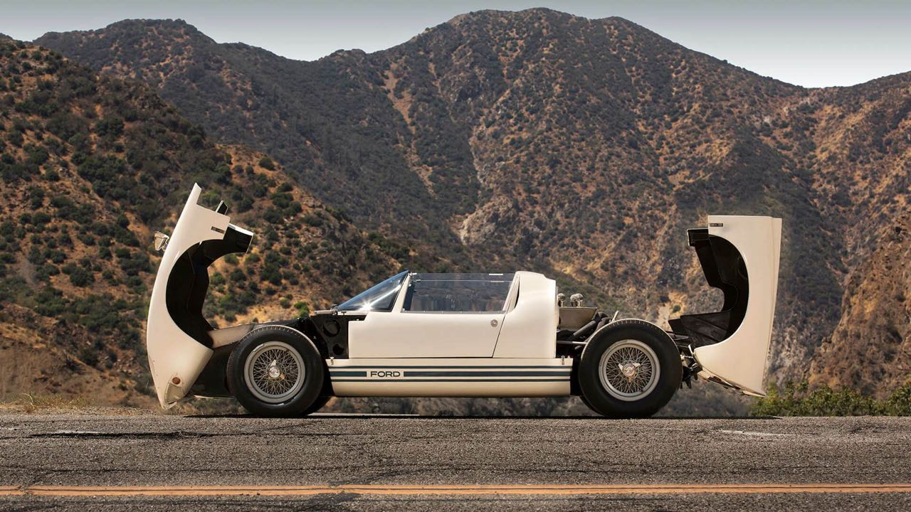Ford GT40 Roadster... Cheveux au vent ! 16