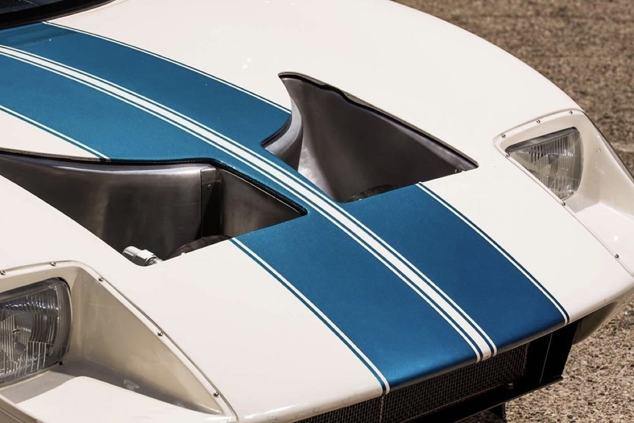 Ford GT40 Roadster... Cheveux au vent ! 22