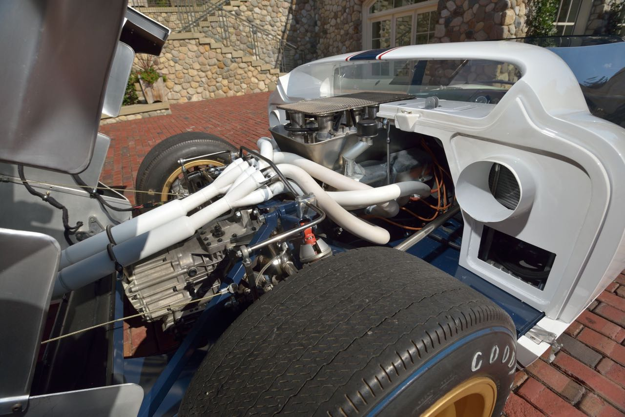 Ford GT40 Roadster... Cheveux au vent ! 21